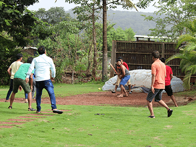 Artifamily Cricket time! After all, sports are fun and must too! For Artimen there is no Lagaan on 6s and 4s.
